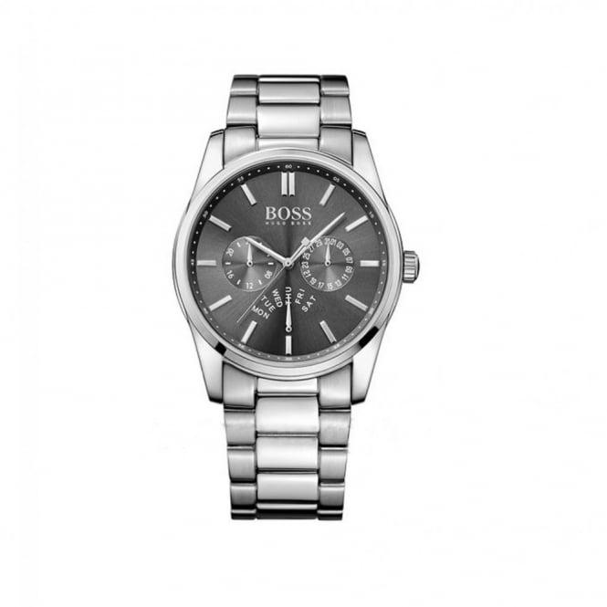 Hugo Boss Gent's Stainless Steel Heritage Watch 1513127