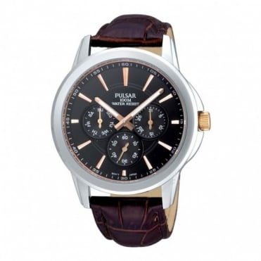 Gent's Stainless Steel Watch PP6019