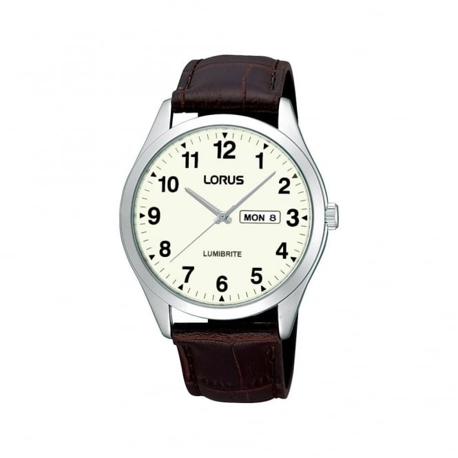Gent's Stainless Steel Watch RJ645AX9