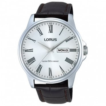 Lorus Gent's Stainless Steel Watch  RXN11DX9