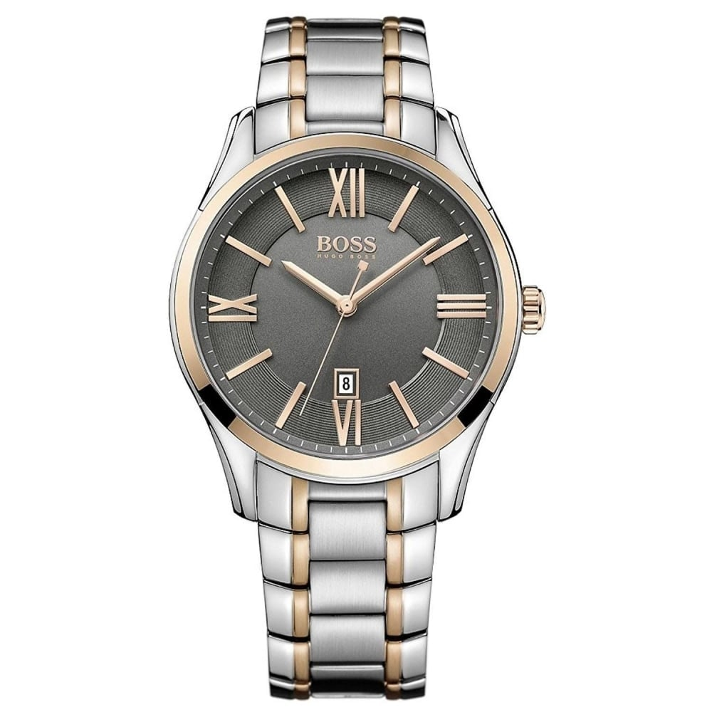 11bd262365a8 Gent s Two Tone Ambassador Watch 1513388 - Watches from Hillier ...