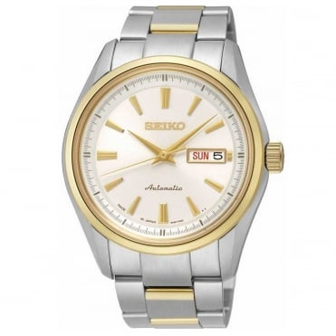 Gent's Two Tone Presage Automatoc Watch SRP532J1