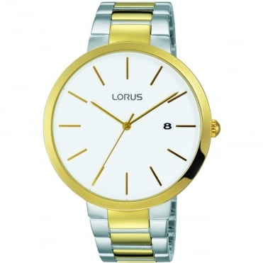 Gents' Two-Tone Watch RS990CX9