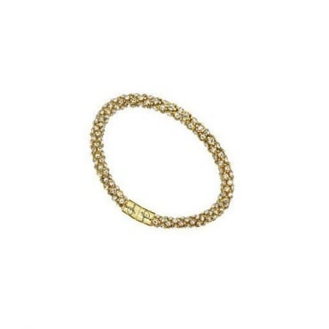 Guess Glamazon Gold Crystal Bracelet UBB81333