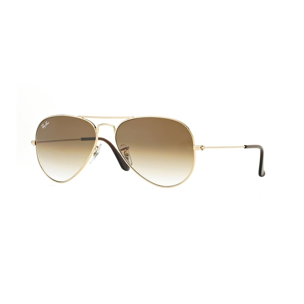 cb8310fbb9f Gold Aviator Sunglasses RB3025 001 51 58 - Mens from Hillier ...
