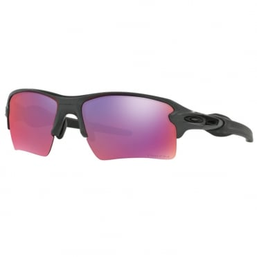 Grey Prizm Road Flak 2.0 XL Sunglasses OO9188-49