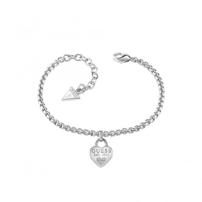 Silver Plate All About Shine Bracelet UBB82104-L