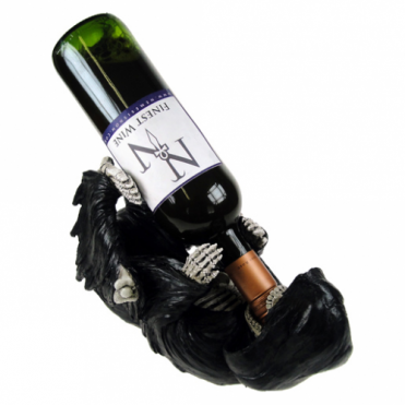 Guzzlers Reaper Wine Holder AL50040