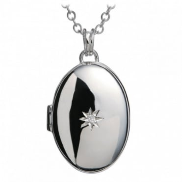 Hot Diamonds Silver Inheritance Pendant DP143