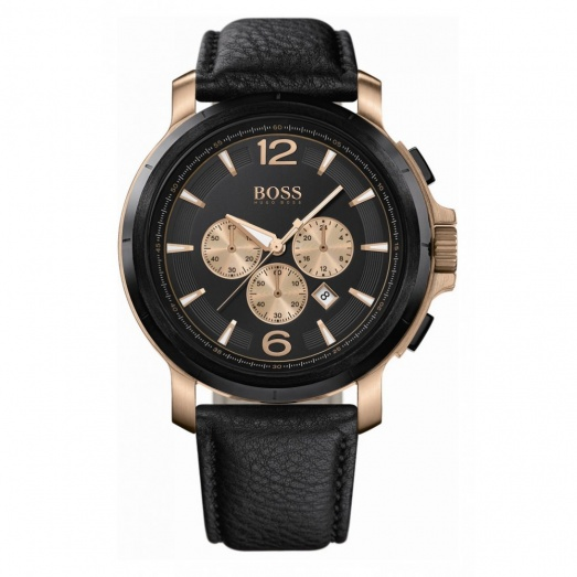 Hugo Boss Gents Chronograph Watch 1512457