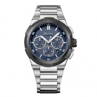 Gent's S/Steel Chrono Supernova Watch 1513360