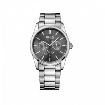 Hugo Boss Gent's Stainless Steel Heritage Watch 1513127