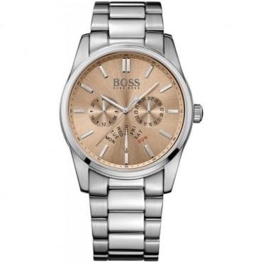 Hugo Boss Gent's Stainless Steel Heritage Watch 1513128