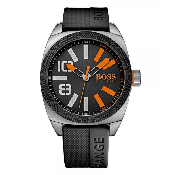 men 39 s stainless steel watch 1513110 watches from hillier. Black Bedroom Furniture Sets. Home Design Ideas