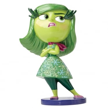 Disney Showcase Collection Inside Out Disgust Figurine 4051222