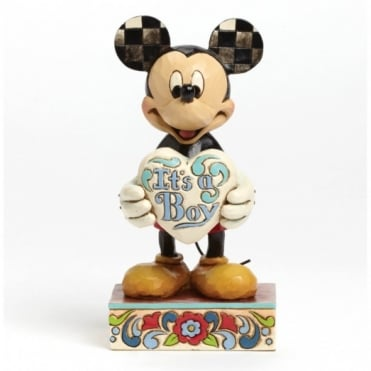Disney Traditions It's A Boy (Mickey Mouse) 4043663