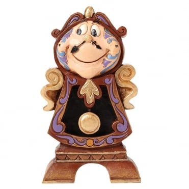 Keeping Watch - Cogsworth Figurine 4049621