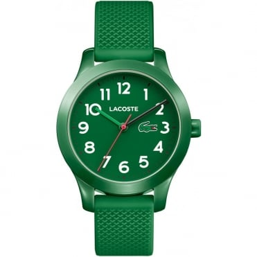 Kids Green Rubber Watch 2030001