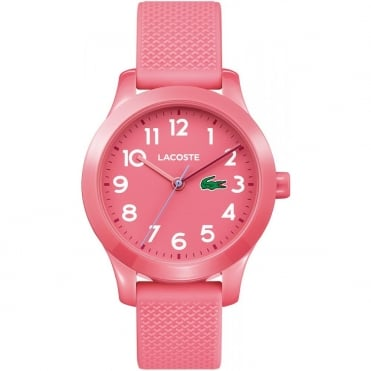 Kids Pink Rubber Watch 2030006