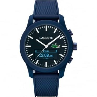 Lacoste Blue Rubber 12.12 Smart Watch 2010882