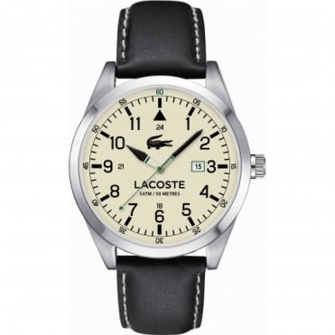 Lacoste Men's Stainless Steel Montreal Watch 2010782