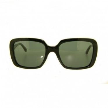 Emporio Armani Ladies Black Sunglasses EA4007 501787 54