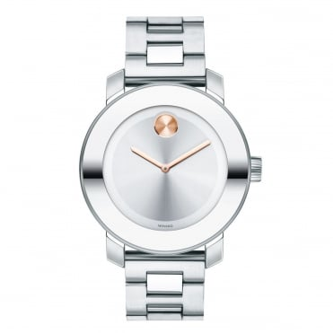 Ladies' Bold Iconic S/Steel Watch 3600084