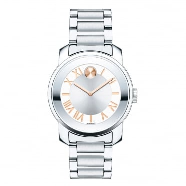 Ladies' Bold Luxe Stainless Steel Watch 3600244