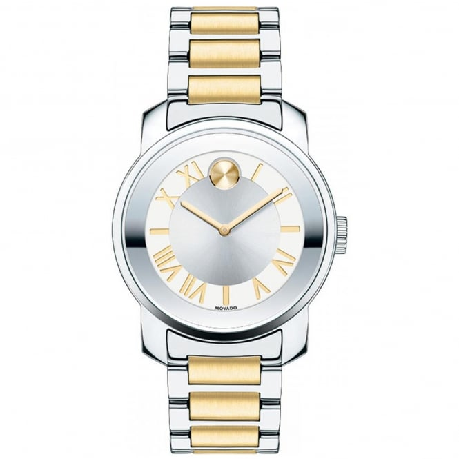 Ladies' Bold Luxe Two Tone Watch 3600245