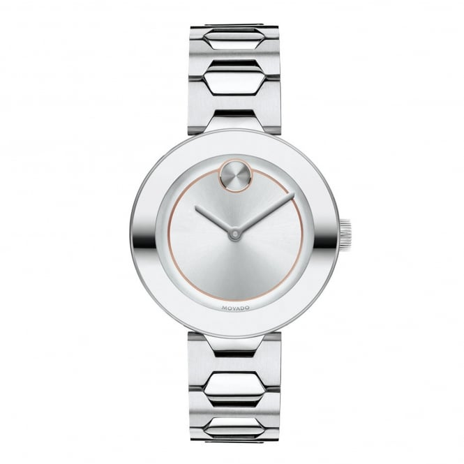 Ladies' Bold Stainless Steel Watch 3600381