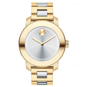 Ladies' Bold Two Tone Watch 3600129