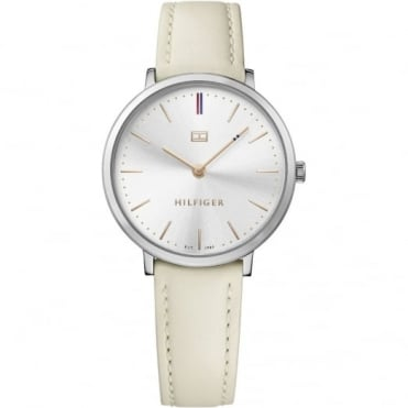 Ladies' Cream Leather Pippa Watch 1781691