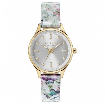 Ladies' Floral Print Zoe Watch TE10031554