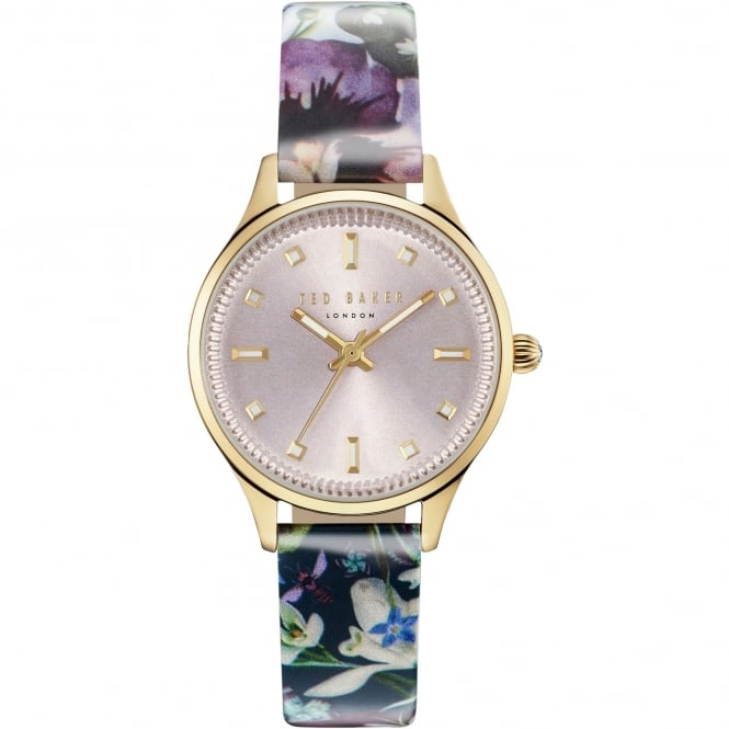 Ladies' Floral Print Zoe Watch TE10031555
