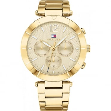 Ladies' Gold Plate Chloe Watch 1781878