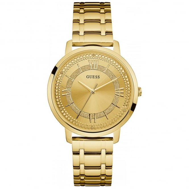 Ladies' Gold Plate Montauk Watch W0933L2