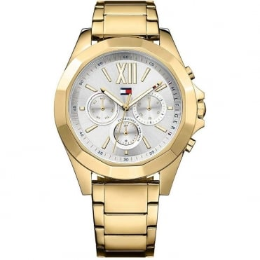 Ladies Gold Plated Chelsea Watch 1781848