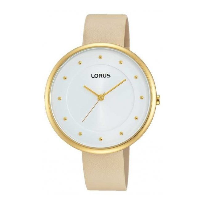 Lorus Ladies' Gold Plated Watch RG294JX9