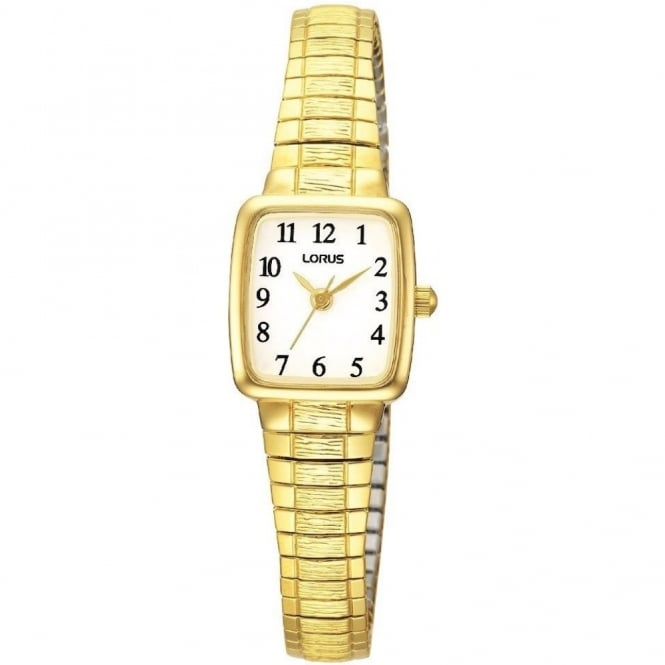 Lorus Ladies' Gold Plated Watch RPH56AX9