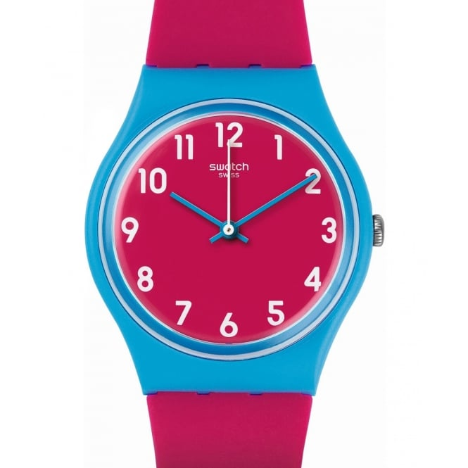 Ladies Pink Lampone Watch GS145