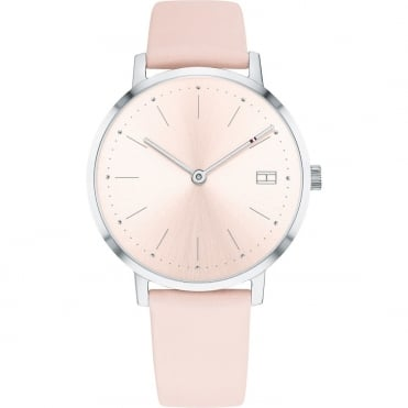 Ladies' Pippa Pink Leather Strap 1781925