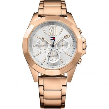 Ladies Rose Gold Chelsea Watch 1781847