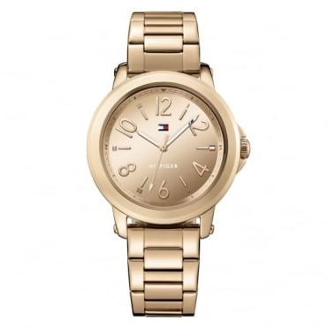 Tommy Hilfiger Ladies' Rose Gold Plate Ellie Watch 1781752