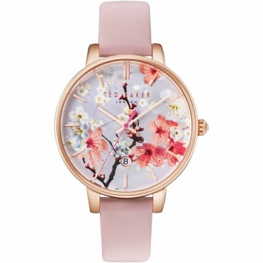 Ladies' Rose Gold Plate Kate Watch TE10031544
