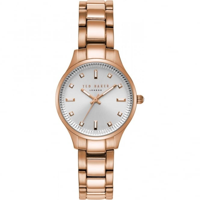 Ladies' Rose Gold Plated Zoe Watch TE50006001
