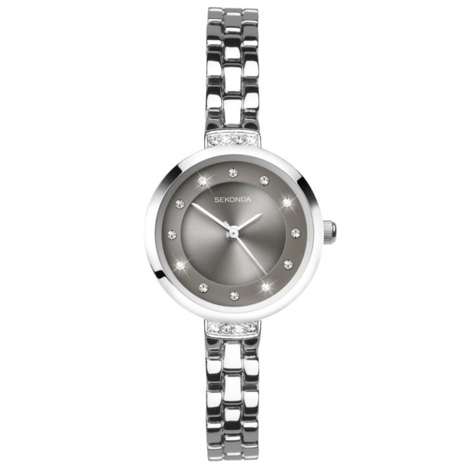 Ladies' S/Steel Bracelet Watch 2546