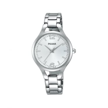 Ladies S/Steel Bracelet Watch PH8183X1