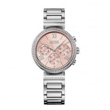 Ladies' S/Steel Classic Sports Watch 1502401