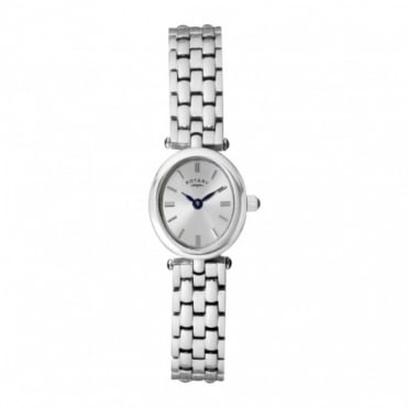 Rotary Ladies S/Steel Classic Watch LB02710/06