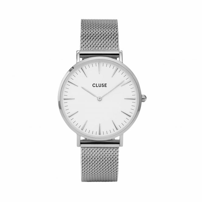 Ladies' S/Steel Mesh La Bohème Watch CL18015